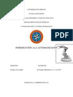 INTRODUCCIÓN A LA AUTOMATIZACIÓN...