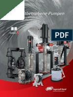 Aro Edition 2 Pumps Catalog Diaphragm Pumps
