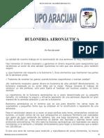 Grupo Aracuan - Buloneria Aeronautica
