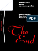 48920984 Carriere Jean C y Bonitzer Pascal Practica Del Guion Cinematografico