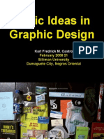 Basic Ideas in Graphic Design Silliman