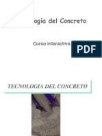 Tecnología del Concreto curso