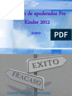 CLAVES DEL ÉXITO ESCOLAR