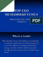 Top Ceo Muhammad Yunus