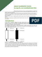 Technical Analysis Candlestick Charts