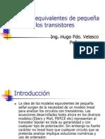 Modelos equivalentes de pequeña señal de los transistores.ppt