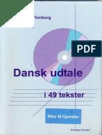 06 Dansk Udtale i 49 Tekster