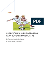 Nutricion e Higiene Deportiva