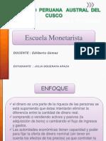 Univesidad Peruana Austral Del Cusco Expo Macroeconomia Profesor Edy