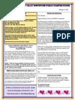 MVM Newsletter 2014.02.13