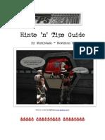 FPSC Hints Tips Manual