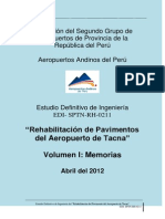 Especificaciones Tecnicas - Tacna