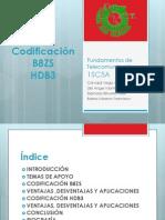 B8ZS y HDB3