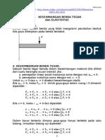 Mekanika (statik)