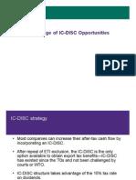 Ic Disc Presentation