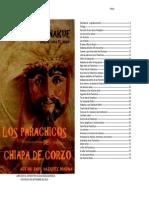 Libro Parachicos