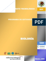 BIOLOGIA Programa