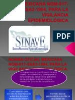 nom-017 para la vigilancia epidemiologica.pptx
