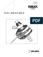 Instrucciones 595-116-SP-MANUAL-FURLEX-400-Y-500S