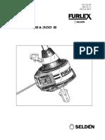 Instrucciones 595-104-SP-MANUAL-FURLEX-200-300S-EN-SP-15-ENERO-2007