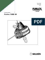Instrucciones 595-102-SP-MANUAL-100S-ESP-06-OCT-2008