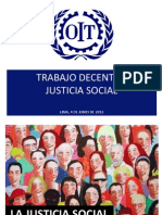 Trabajo Decente y Justicia Social (04-06)