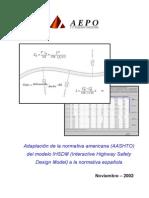 Adaptacion Norma IHSDM_1