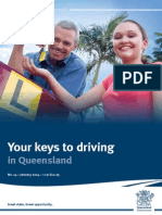 Your Keys to Driving in Queensland Complete