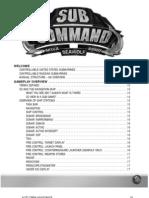 Sub Command User Manual