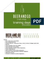 Beer and Go Academy