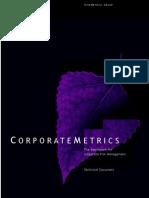 Corporate Metrics Tech Doc