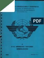Aeronaves y Motores Generalidades