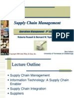 supply chain mgmt 2