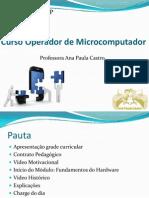 Apostila Hardware Prof Ana Paula Castro