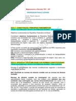 DICAS - CONSTITUCIONAL