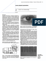 Direct Measurement of Physical Parameters on Camera