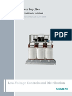 Power Supplies Reference Manual