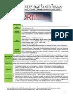 Hoja Informativa Movilidad Saliente 2014-1