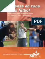 Defensa en Zona en El Futbol