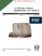 La Pintura Mural Prehispanica en México - B03