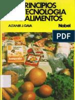 39357627 Principios de Tecnologia de Alimentos