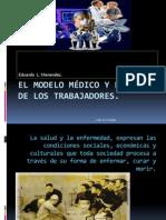 El modelo médico y la salud de los