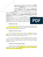 CONTRATO DE LOCAÇÃO DE IMÓVEL II