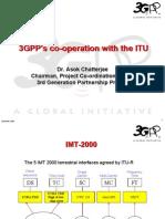 3gpp Itu Overview
