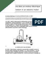 Le Magnetisme Dans Un Moteur Electrique