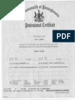 pa-certification