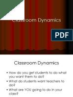 1-Classroom Dynamics.ppt