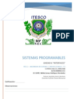 Unidad 6 Sistemas Programables