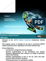 Explicit Dynamics Chapter 1 Intro to Exp Dyn