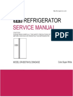 Manual de Servicio de La Nevera LG (ServiceManuals-LG-Fridge-GCB197NFS-GC-B197NFS Service Manual)